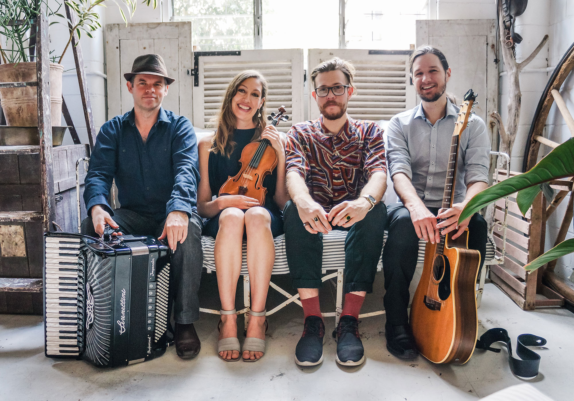 Gympie Lunchtime Concert Series 2019