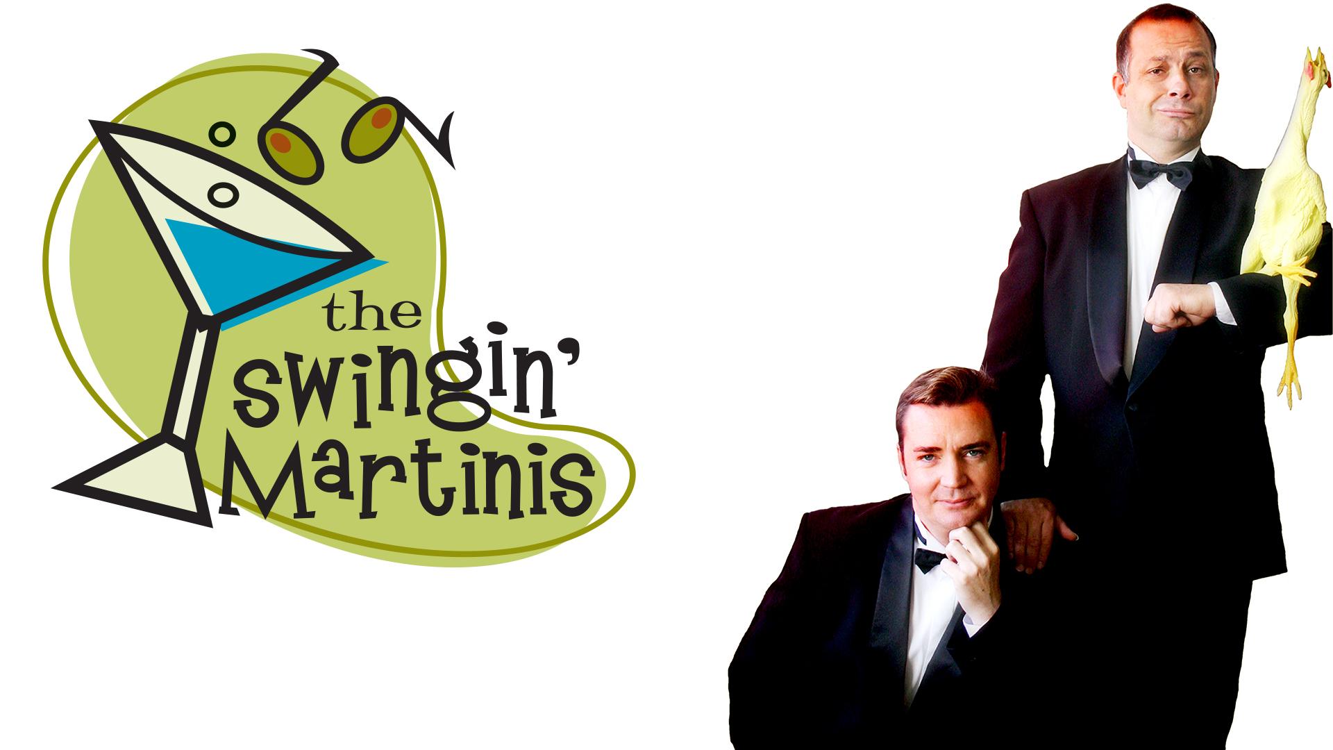 Swingin' Martinis QLD Tour