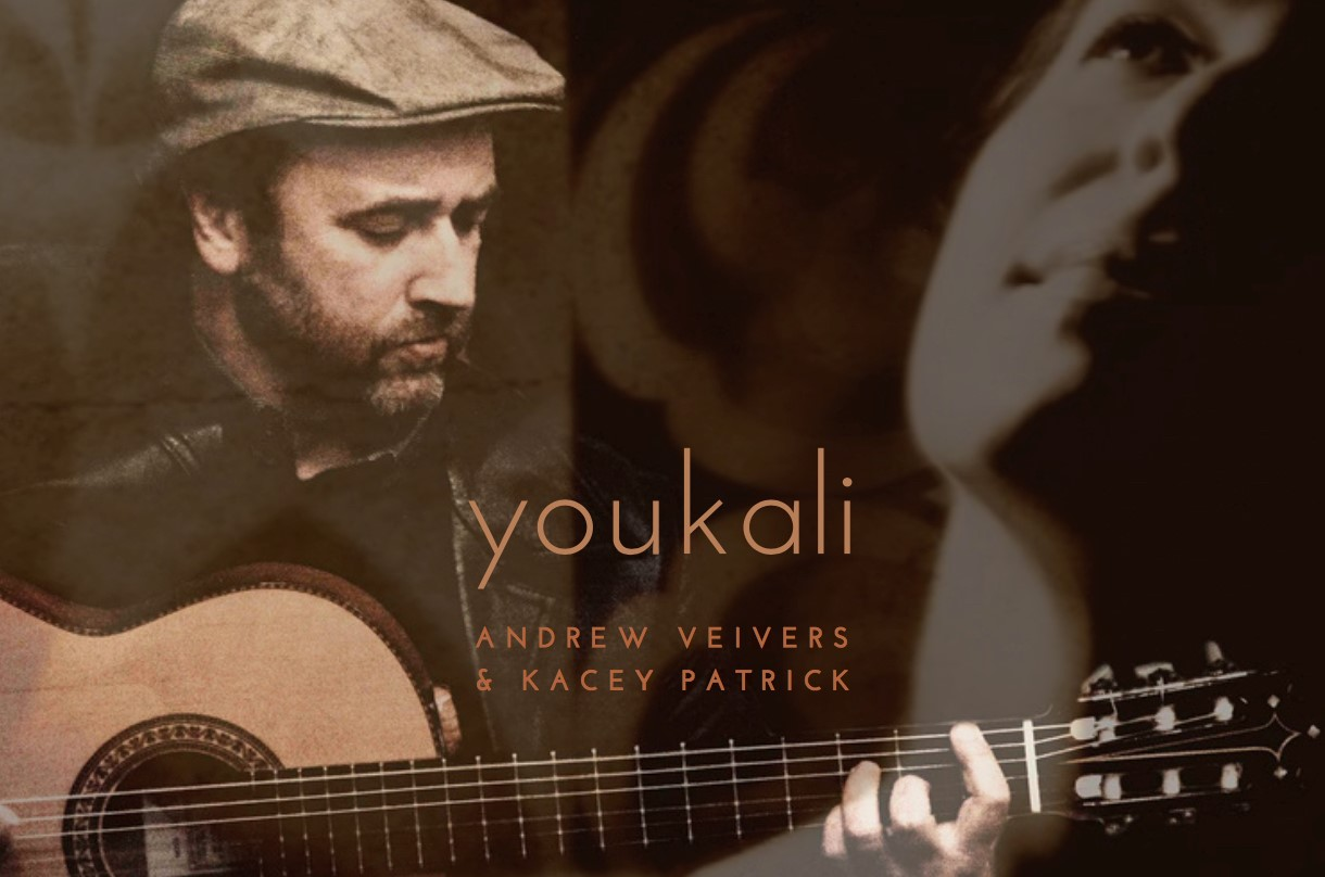 Youkali - Andrew Veivers & Kacey Patrick In Concert