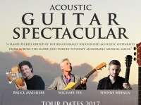 Acoustic Guitar Spectacular 2017