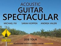 Acoustic Guitar Spectacular 2018