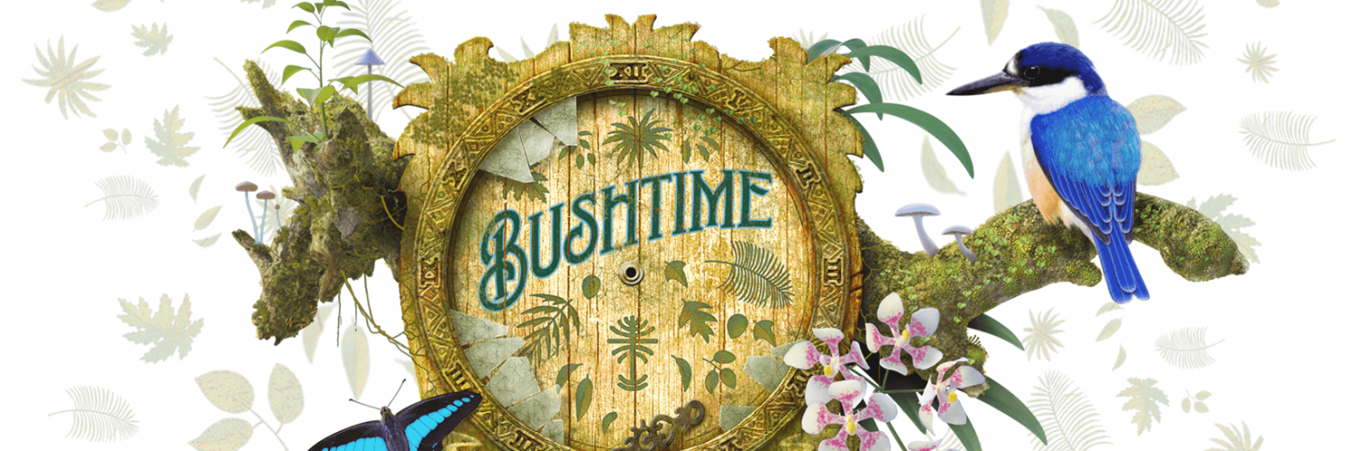 Bushtime @ Woodfordia (12 Dec - 13 Jan 2020)