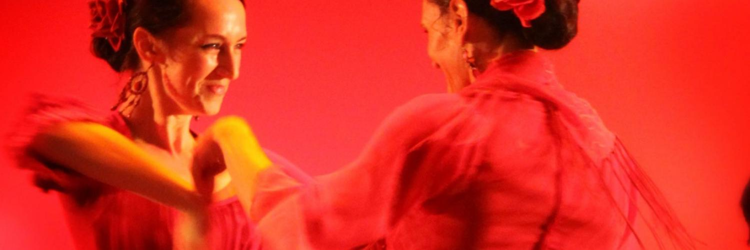 Flamenco Studio - Term 2  Flamenco Dance Classes (20 April - 24 June 2021)