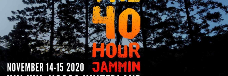 40hr Jammin (14 - 15 Nov 2020)