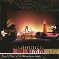 Flamenco Indo Jazz - Earth Fire Water Air CD