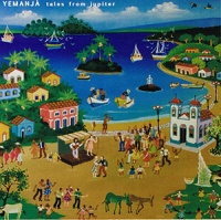 Yemanja - Tales from Jupiter CD
