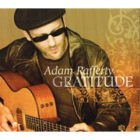 Adam Rafferty - Gratitude CD