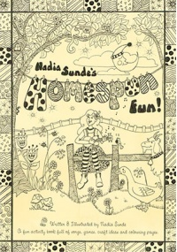Nadia Sunde's Homespun Fun (Activity Book)